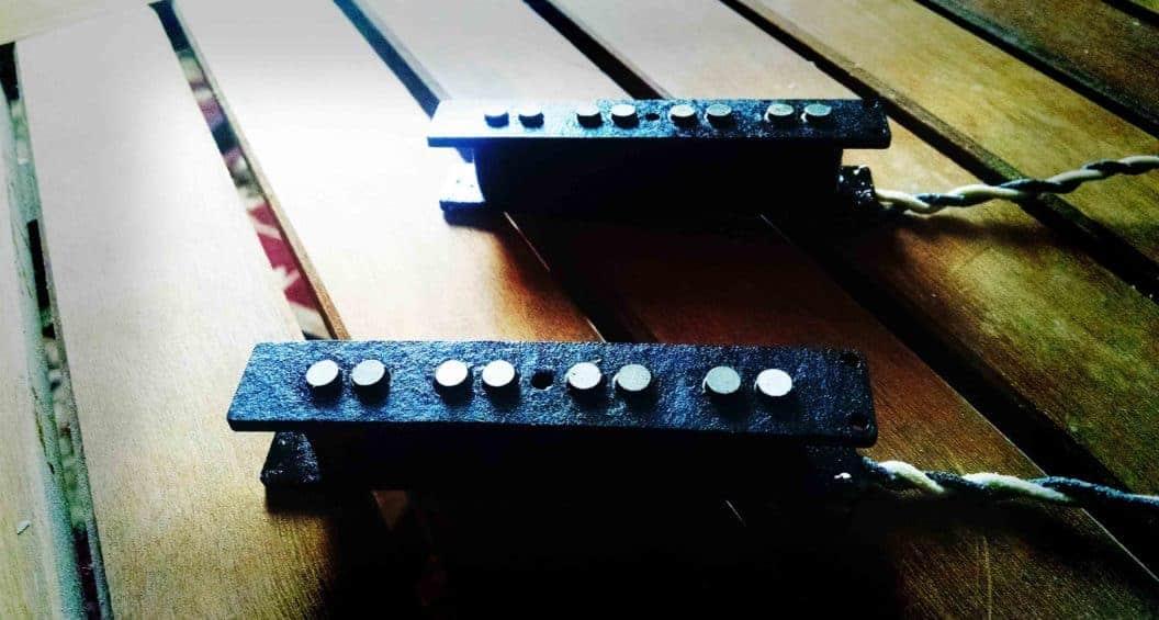 jazz bass replacement pickups revel custom pickups. Black Bedroom Furniture Sets. Home Design Ideas
