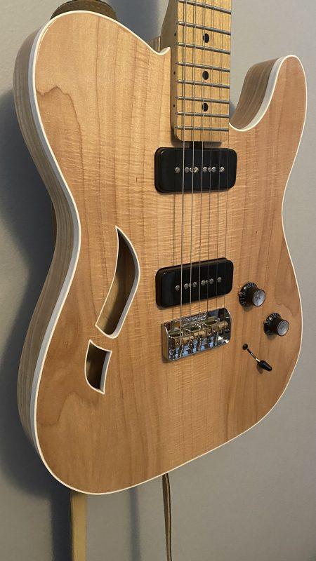 Image #2 from Nightjar Guitars