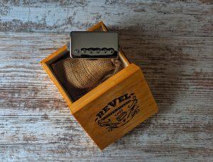 Revel Custom Pickups Retro P.A.F. In Custom Box