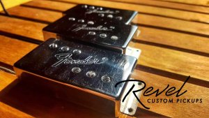 Revel Reissue Wide Range Humbucker Modification