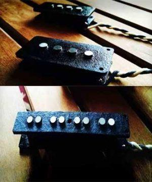 PJ Split Bass Pickup Set