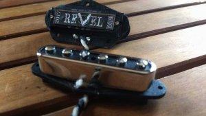 Revel Mojo 43 Telecaster Pickup Set