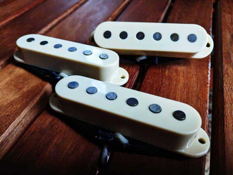 Revel Custom Pickups Stratocaster Pickup Set