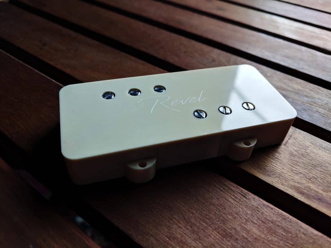 Jazzmaster Wide Range Humbucker Revel Custom Pickups