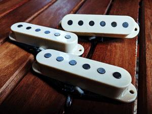 Revel Custom Pickups Stratocaster Pickups