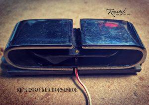 Rickenbacker Horseshow Pickup Repair