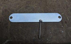 Strat Base Plate
