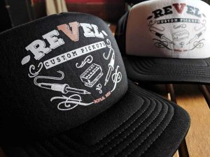 Revel Custom Pickups Foam Trucker Hat