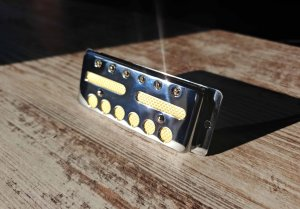 Revel Gold Foil Pickup