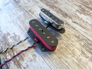 Revel 'Red Letter' Telecaster Pickups