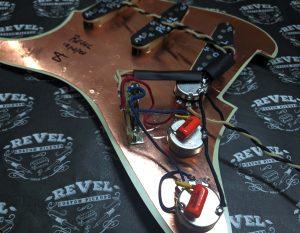 Revel Pre-wired Strat Pickguard