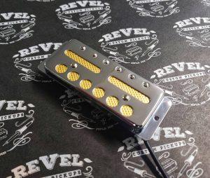 Revel Gold Foil Pickups